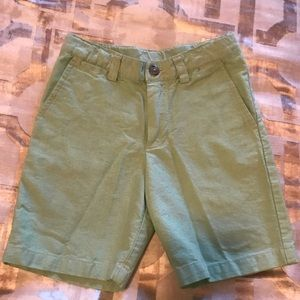 Mint green Ralph Lauren Polo shorts. Size 5